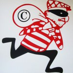 Secure Platform Funding Copyright Theft