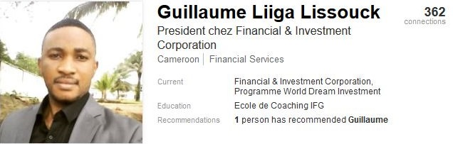 Guillaume Liiga Lissouck