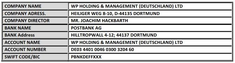 Provider Details