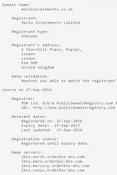 Domain Name1