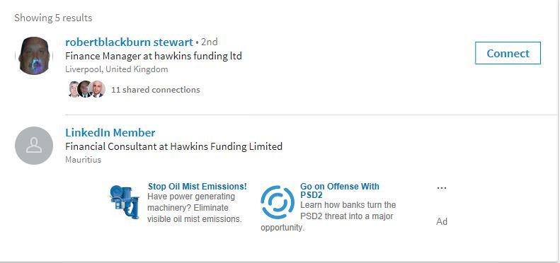 Hawkins Funding - Staff