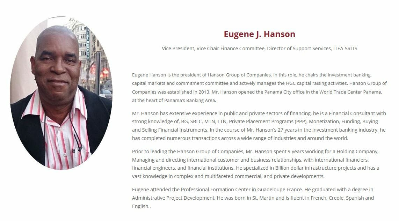Eugene Hanson Exposed