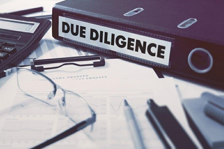 Secure Platform Funding - Due Diligence