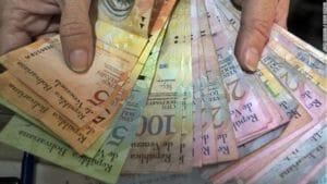 Money Out of Venezuela