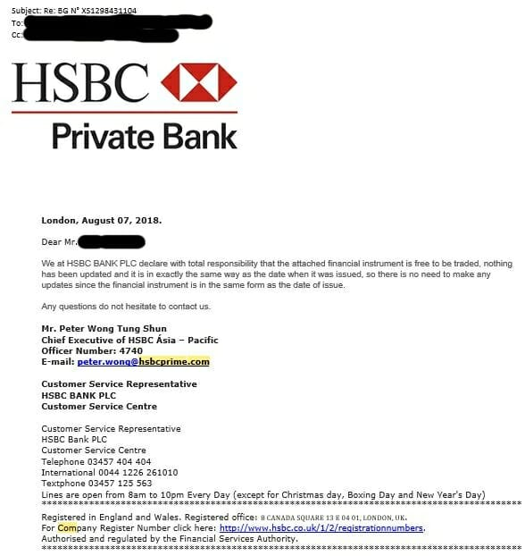 Dating a banker anonymous hoax buster